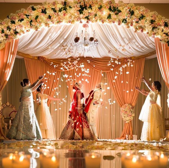 Indian Wedding Reception Food Menu: The 10 Best Wedding Resorts In Bangalore You Should Look